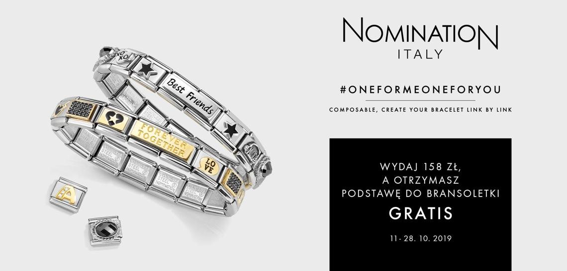 Nomination Promocja baza