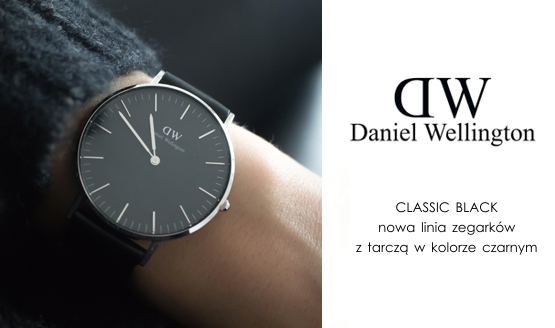 Daniel Wellington Black Classic