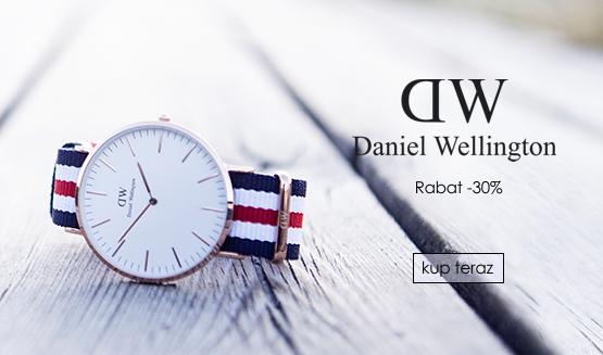 Daniel Wellington Wyprzedaż SALE