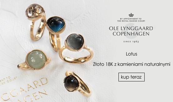Ole Lynggaard Lotus pierścionki