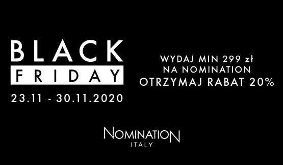 Nomination Black Friday