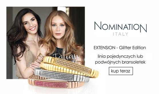 Nomination Extension Glitter