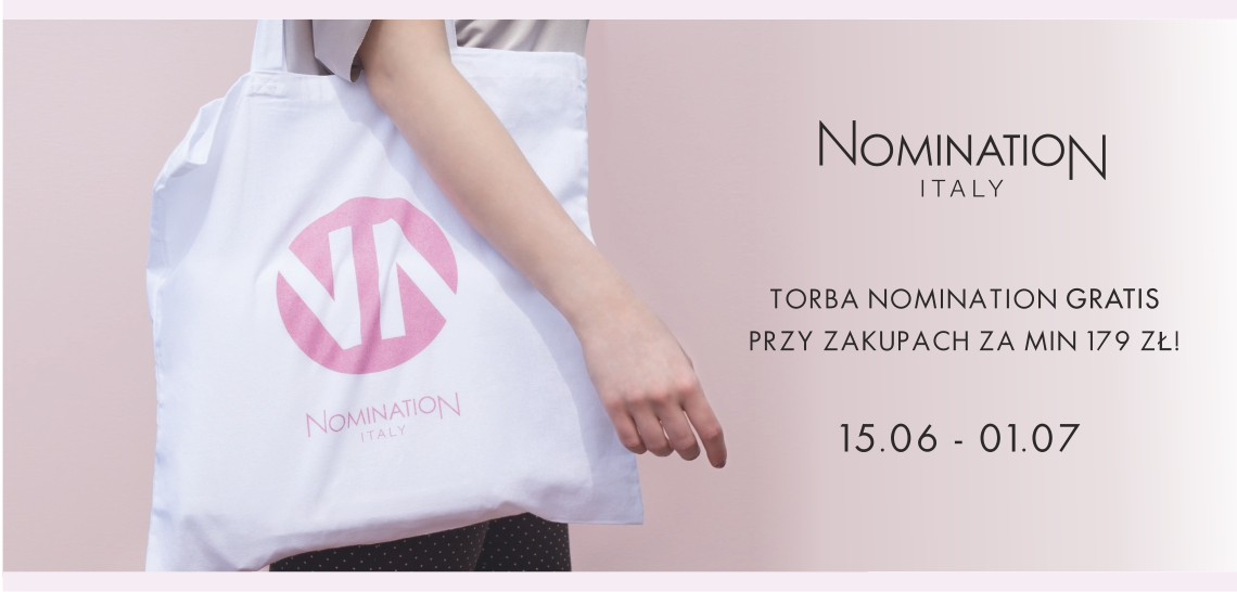 Nomination torba gratis