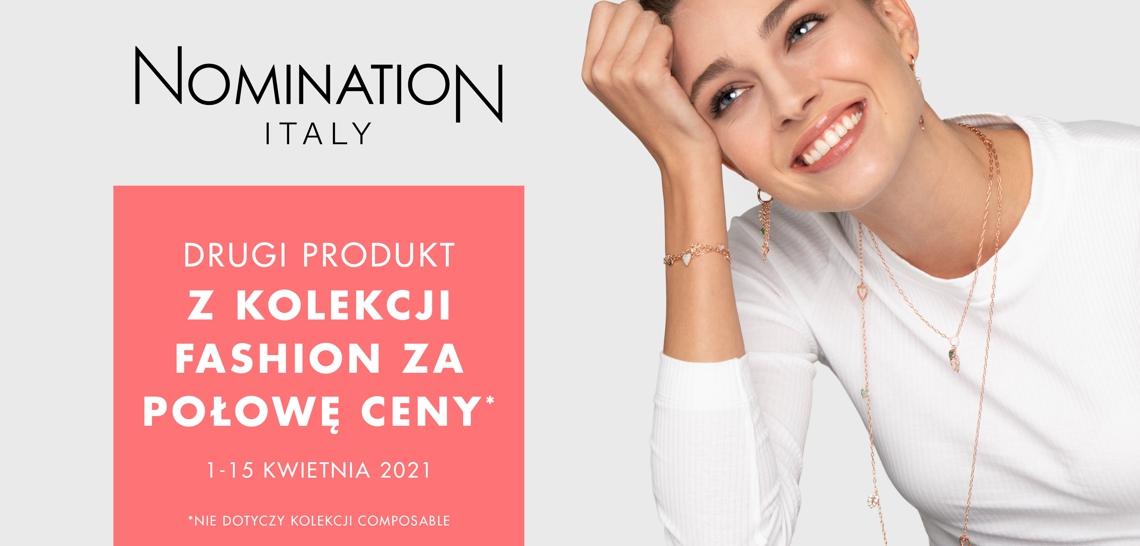 NN Fashion promo -50% na druga sztuke