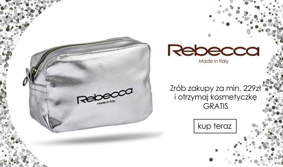 Rebecca kosmetyczka gratis