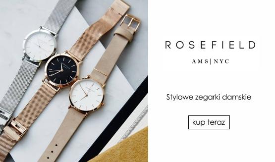 Rosefield zegarki damskie