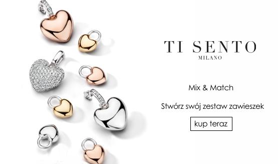 Ti Sento zawieszki Mix & Match