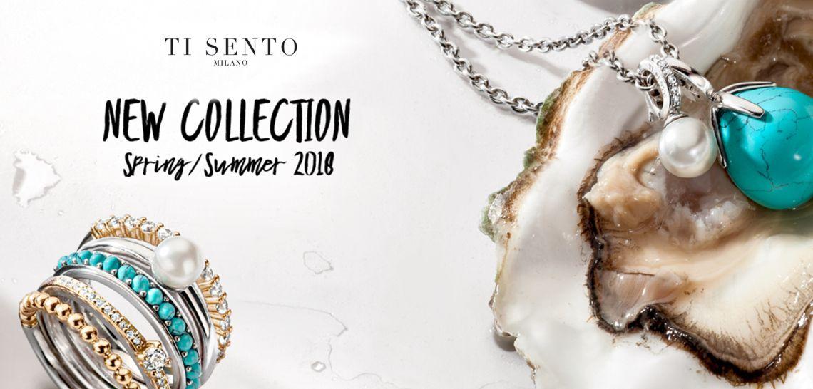 Ti Sento nowa kolekcja SS2018