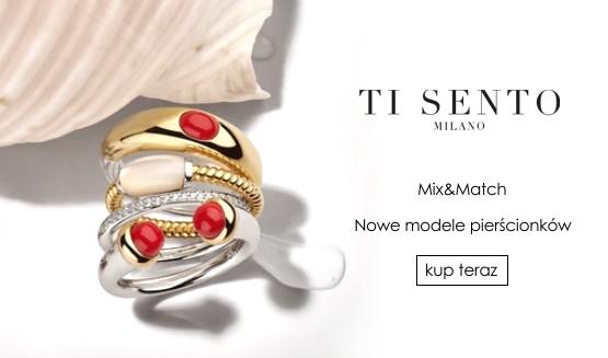 TI SENTO - Milano pierścionki SS20