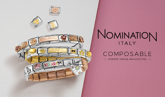 Nomination Composable SS19 Go