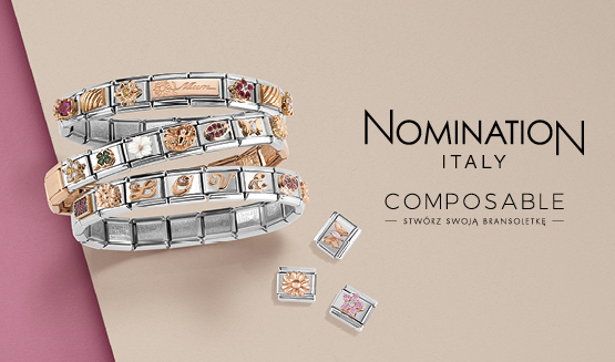 Nomination Composable SS19 Rose Gold