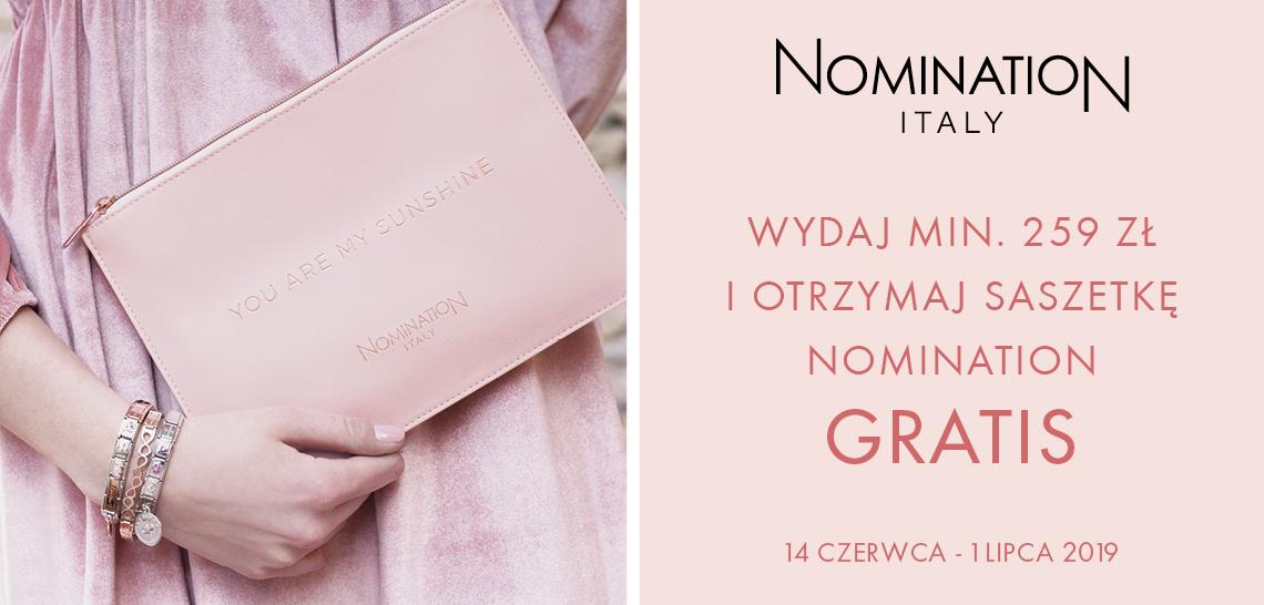 Nomination promocja letnia