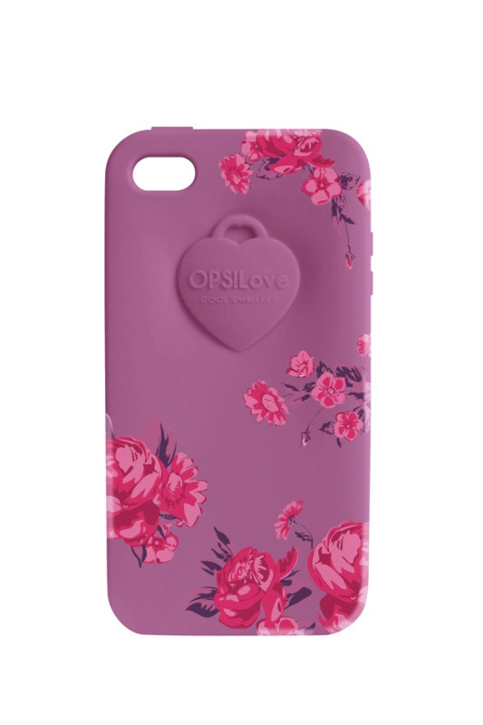 OPS! COVER FLOWER iPhone4/4S OPSCOVI4-17