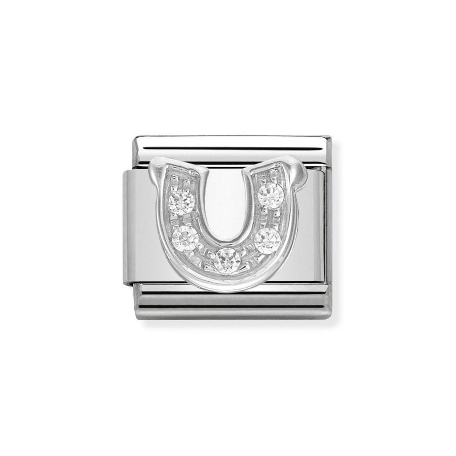 Composable Silver Podkowa 330304/06