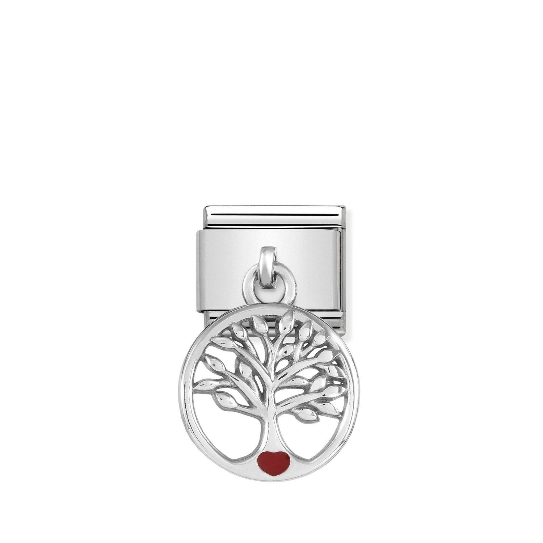Composable Silver Charms Drzewko życia 331805/07