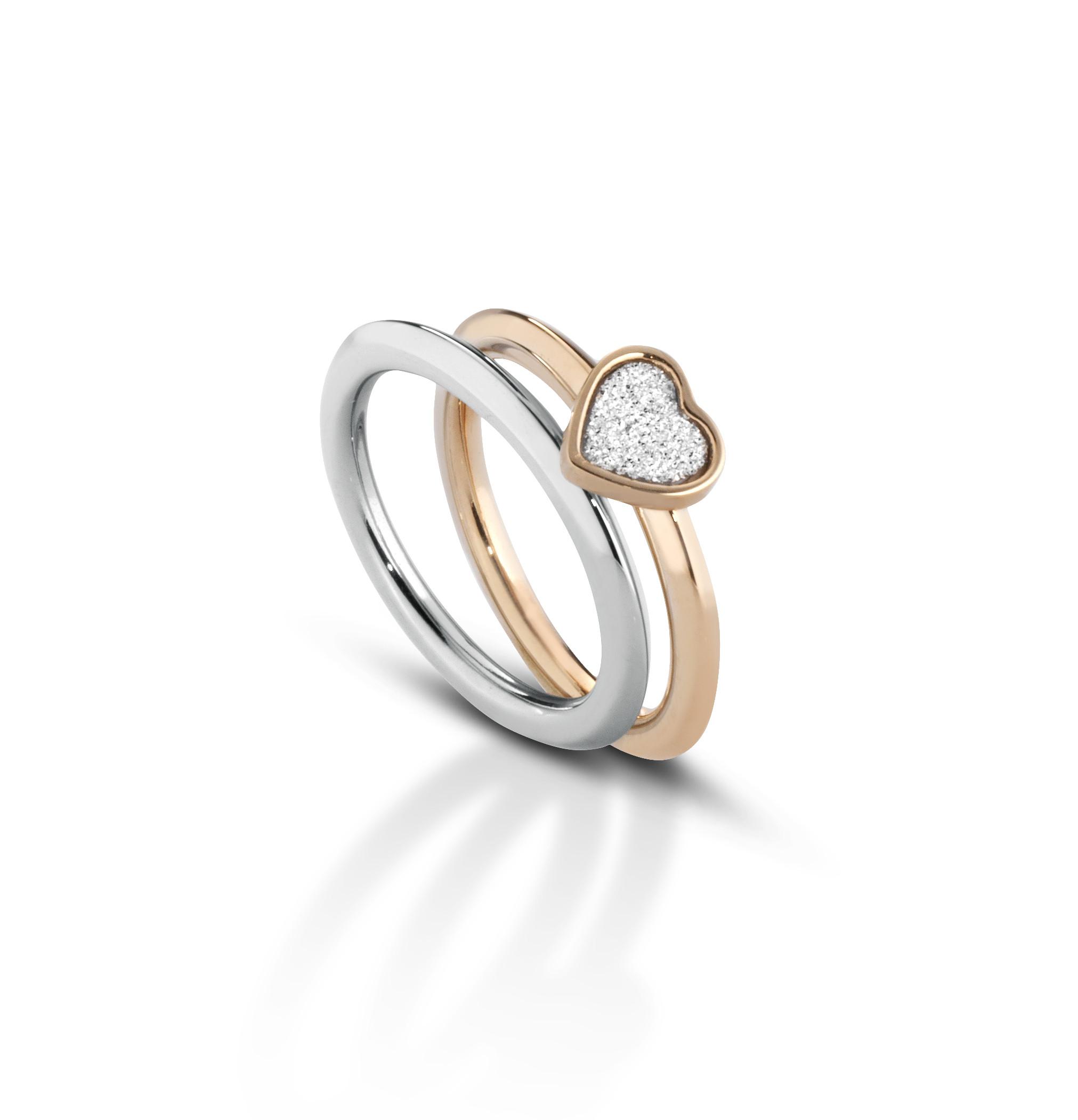 OPS! Glitter pierścionek OPSAN-342L