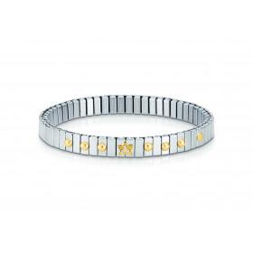 Bransoletka Extension Gold gwiazdka 042201/009