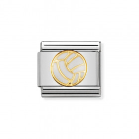 Composable Gold piłka do siatkówki 030203/33