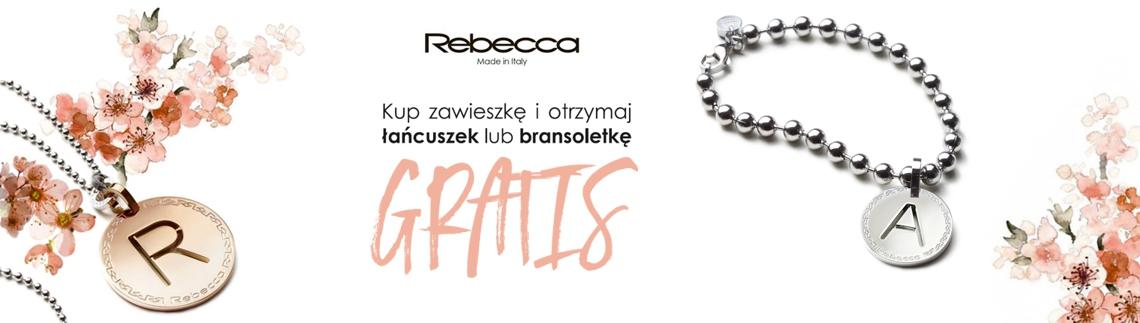 Promocja Rebecca my world